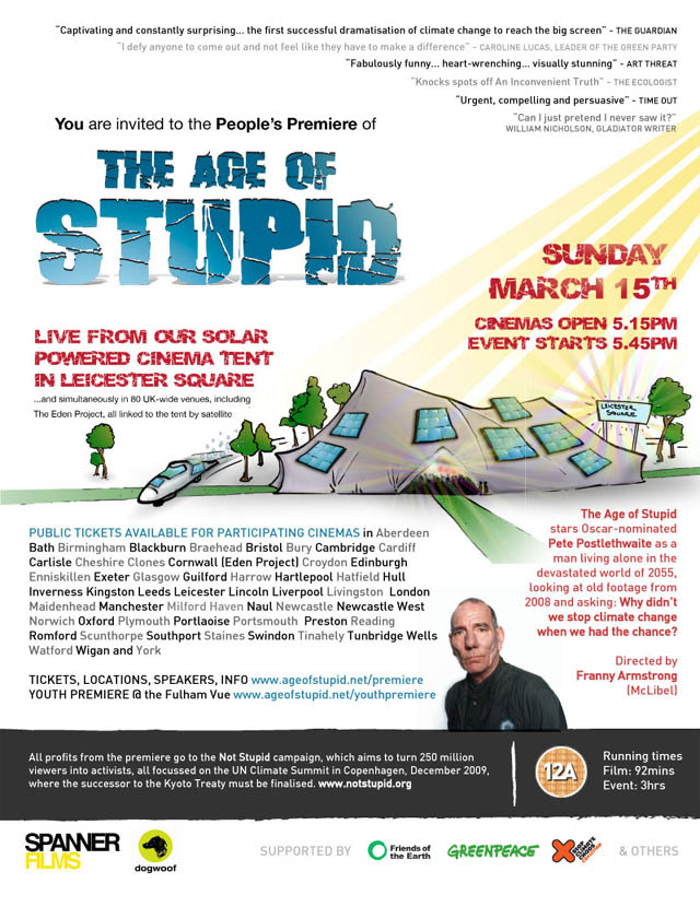 age of stupid review